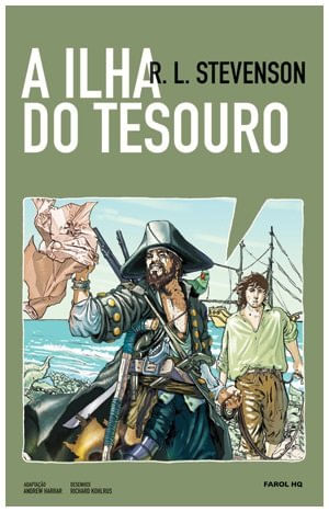A Ilha Do Tesouro Saraiva