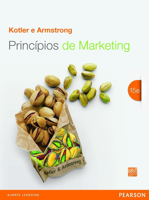 Principios De Marketing 15ª Ed 2014 Saraiva