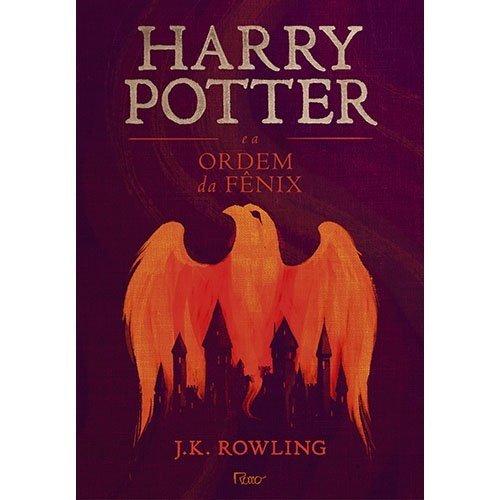 Harry Potter E A Ordem Da Fenix 5 Capa Dura Saraiva