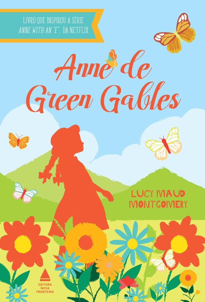 Anne De Green Gables Saraiva