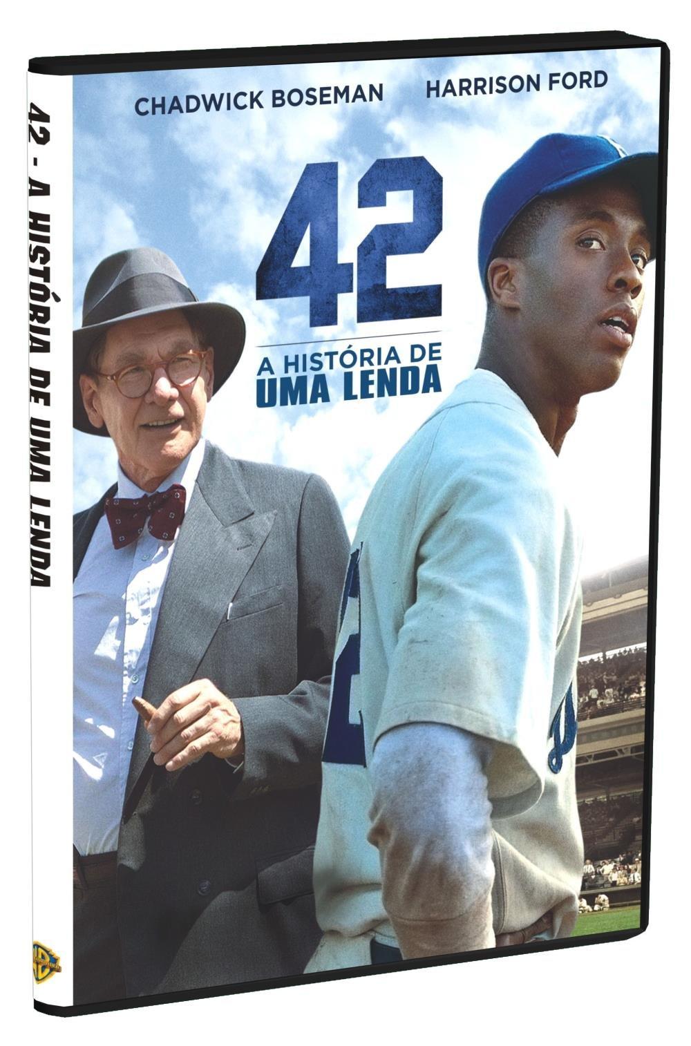42 A Historia De Uma Lenda Dvd Saraiva