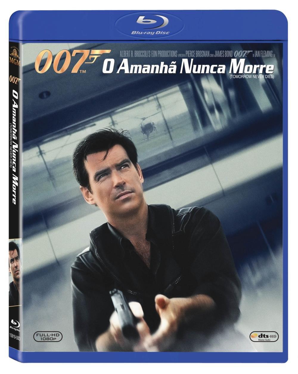 007 O Amanha Nunca Morre Blu Ray Saraiva