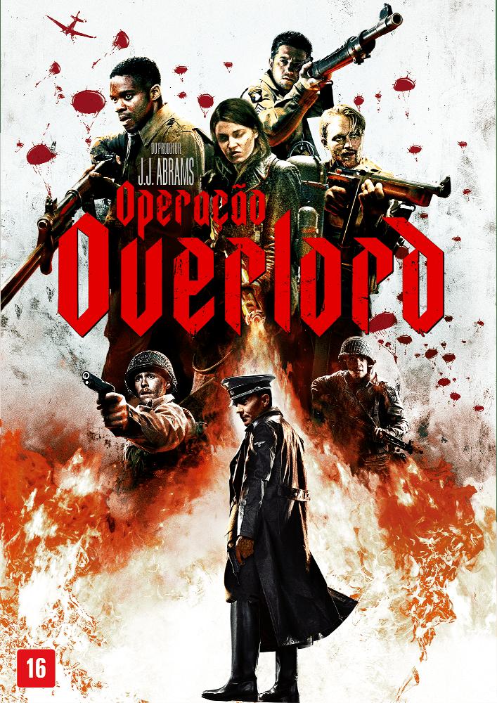 Operação Overlord - Poster