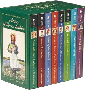 Complete Anne Of Green Gables Saraiva
