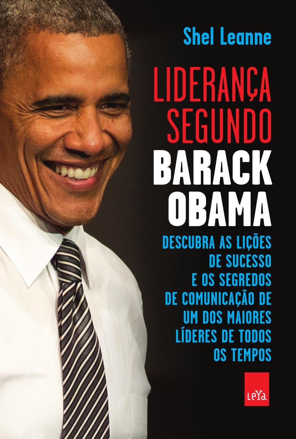 Lideranca Segundo Barack Obama Saraiva
