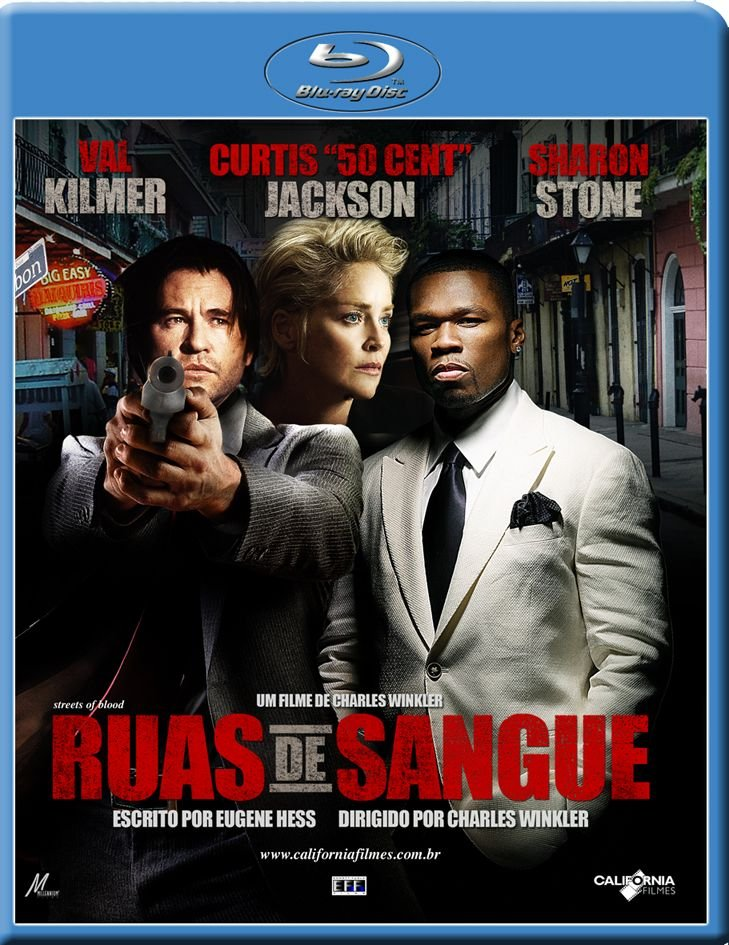 Ruas de Sangue - Blu-ray - Saraiva