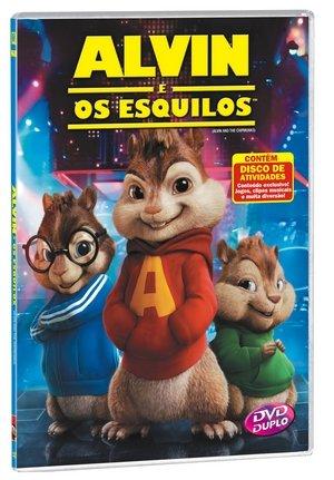 Alvin E Os Esquilos 2 Dvds Dvd4 Saraiva