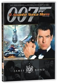 007 O Amanha Nunca Morre Dvd Saraiva