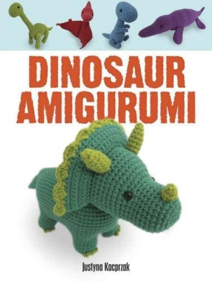 Apostila Amigurumis 11: Especial Dinossauros • Círculo S/A | 572x430