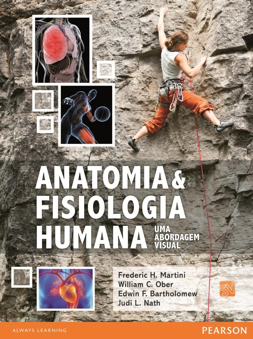 Anatomia E Fisiologia Humana Uma Abordagem Visual Saraiva