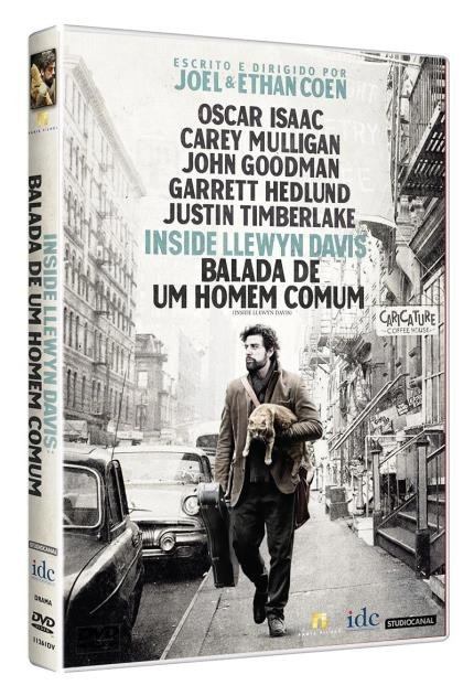 Inside Llewyn Davis Balada De Um Homem Comum Dvd Saraiva