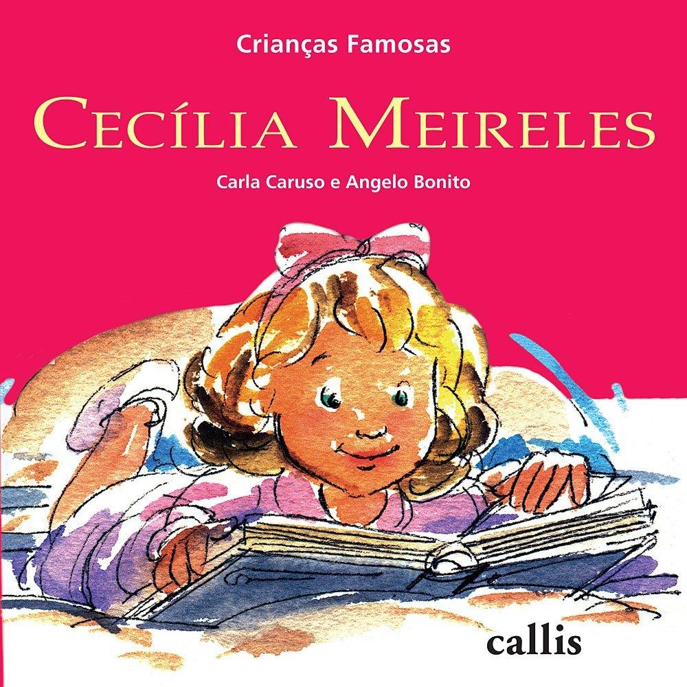 Criancas Famosas Cecilia Meireles 2ª Ed Saraiva