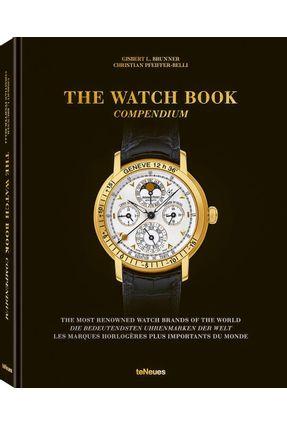 The Watch Book - Compendium - Brunner,Gisbert | Hoshan.org