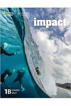 Impact - Ame - 1 - Combo Split B With Online Workbook - Col.Impact - Shin,Joan Kang Lesley Koustaff JoAnn (Jodi) Crandall | Hoshan.org
