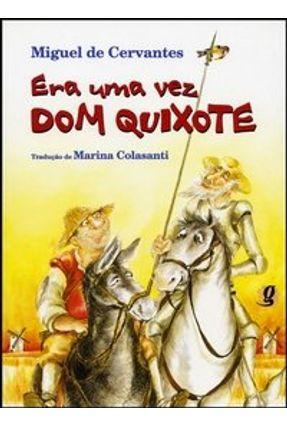 Era uma Vez Dom Quixote - Cervantes,Miguel de   Hoshan.org