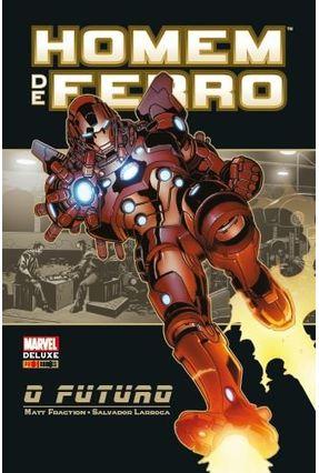 Homem De Ferro - O Futuro - Matt Fraction Larroca,Salvador pdf epub