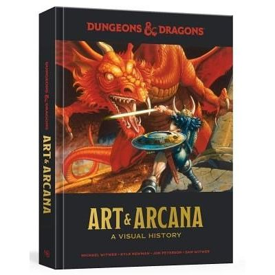 Dungeons And Dragons Art And Arcana - A Visual History