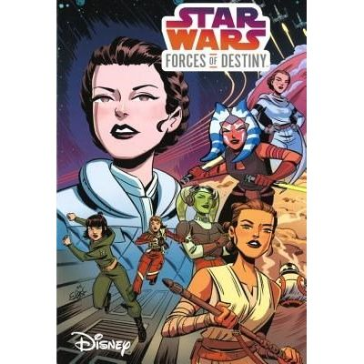 Star Wars - Forces Of Destiny