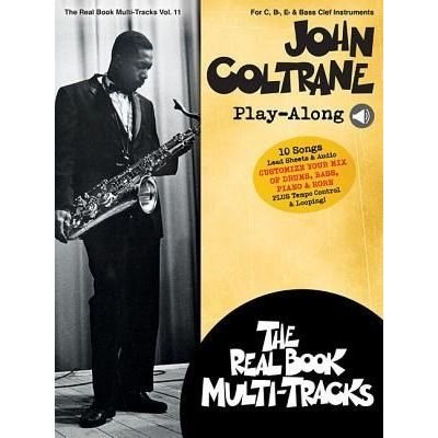 John Coltrane Play-Along - Real Book Multi-Tracks Volume 11