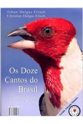 Usado - Os Doze Cantos do Brasil + Relógio de Parede