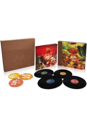 Usado - Dig Out Your Soul - Deluxe Limited Edition - Box Com 2 CDs + DVD + 4 Lps -  pdf epub