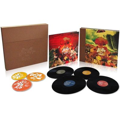 Usado - Dig Out Your Soul - Deluxe Limited Edition - Box Com 2 CDs + DVD + 4 Lps