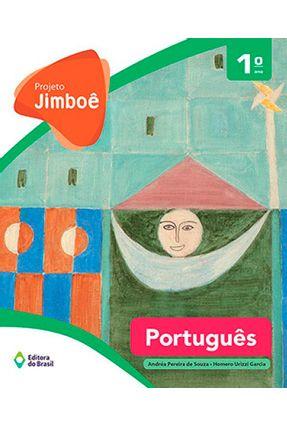 Usado - Projeto Jimboê - Língua Portuguesa - 1º Ano