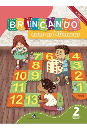 Usado - Brincando Com Os Números - Educação Infantil - Vol. 2 - Edição Reformulada 2013