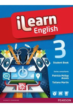 Usado - Ilearn English Sb 3 - CD Rom