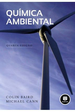 Usado - Química Ambiental - 4ª Ed. - 2011