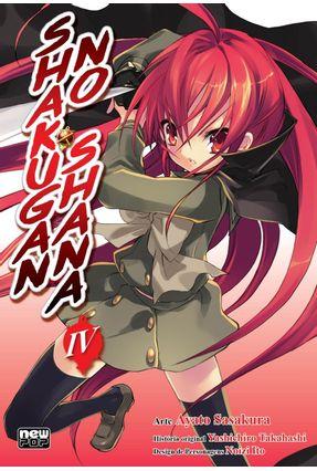 Shakugan No Shana - Mangá Vol. 04 - Takahashi,Yashichiro Sasakura,Ayato pdf epub
