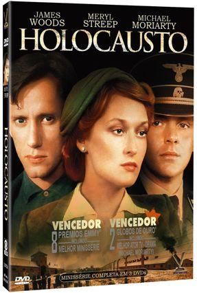 DVD Holocausto - Minissérie Completa - 3 Discos - Saraiva