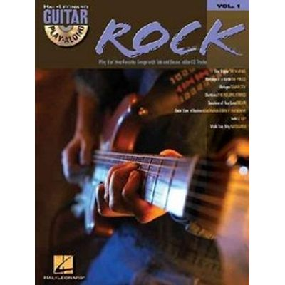 Rock Guitar Play-Along