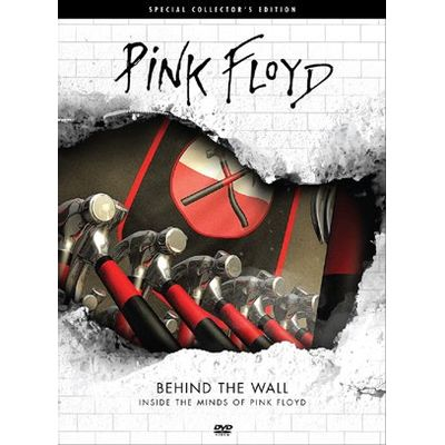 Pink Floyd - Behind The Wall - DVD + CD - Digipack