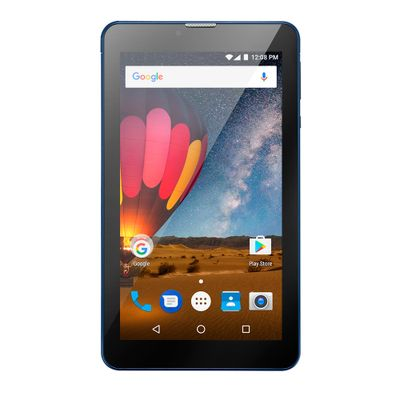 Tablet Multilaser M7 3G Plus 1GB 8GB Quad Core Dual Câmera Tela 7 Dual Chip Azul - NB270
