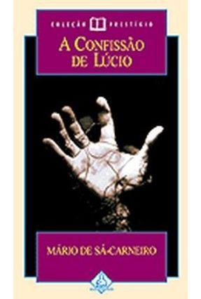 A Confissão de Lucio - Coleção Prestígio