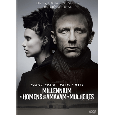 Millenium Filmes Na Saraiva
