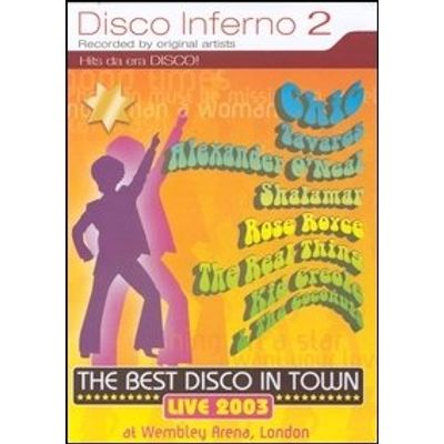 Disco Inferno 2 / The Best Disco In Town - DVD4