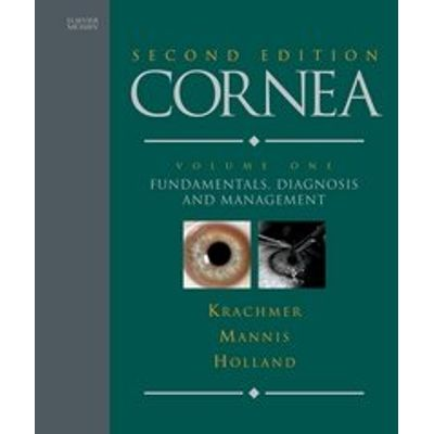 Cornea, 2E 2Vol Set With DVD