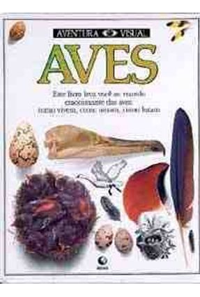 Aves - Col. Aventura Visual