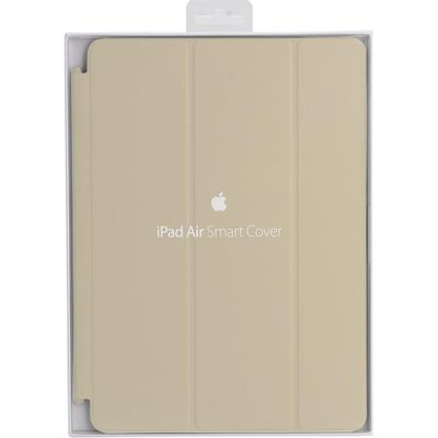 Case iPad Smart Cover Couro Apple MD305BZ/A Creme