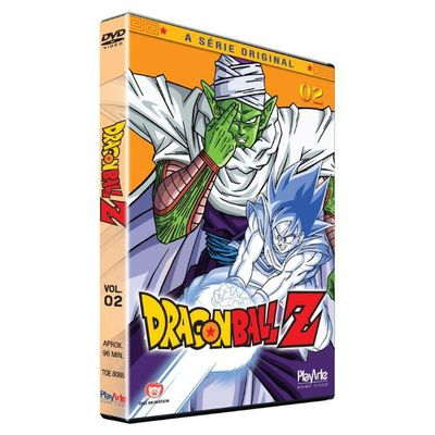 Dragon Ball Z - a Série Original - Vol. 2 - DVD