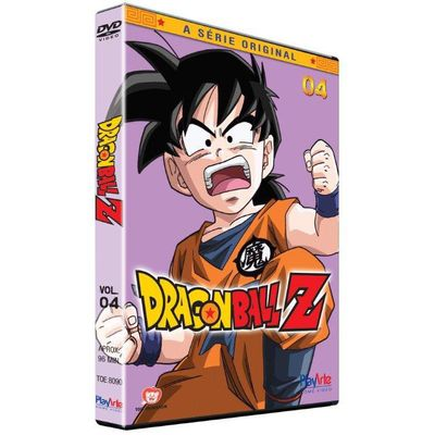 Dragon Ball Z - a Série Original - Vol. 4 - DVD