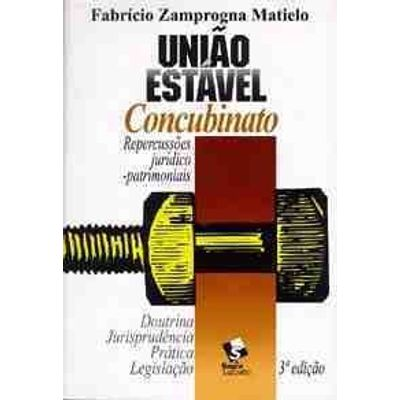 Uniao Estavel - Concubinato : Repercussoes