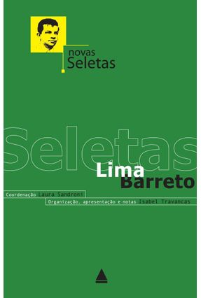 Lima Barreto - Col. Novas Seletas - Sandroni,Laura | Hoshan.org