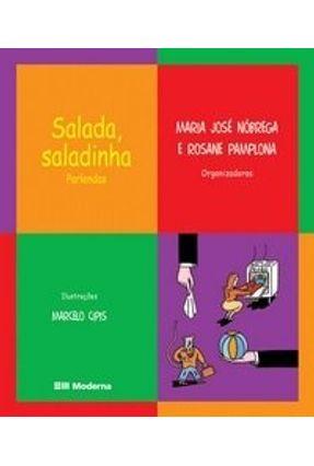 Salada, Saladinha - Parlendas - Série na Panela do Mingau - Pamplona,Rosane Nóbrega,Maria José | Hoshan.org