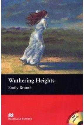 Wuthering Heights - Audio CD Included - Macmillan Readers - Macmillan | Hoshan.org