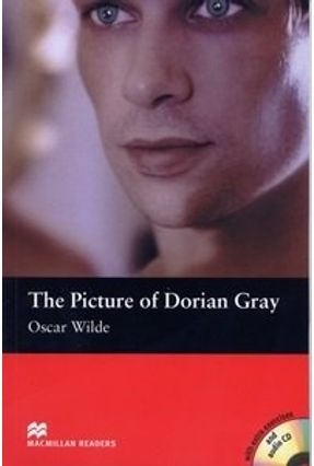The Picture Of Dorian Gray - Audio CD Included - Macmillan Readers - Macmillan | Hoshan.org
