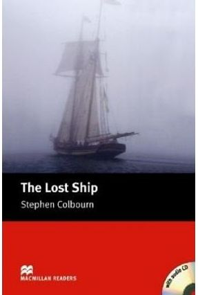 The Lost Ship - Audio CD Included - Macmillan Readers - Colbourn,Stephen pdf epub