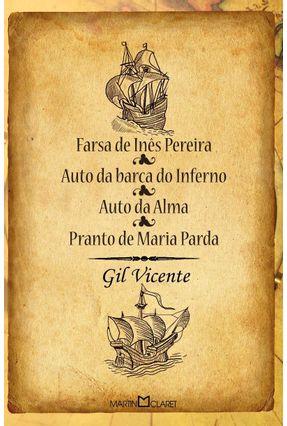 Farsa de Inês Pereira / Auto da Barca do Inferno - Vicente,Gil   Hoshan.org